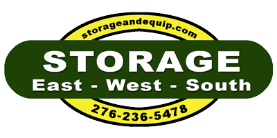 Storage - East, West, South