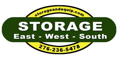 Storage - East, West, South